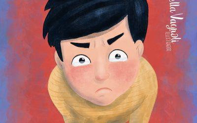 "Illustrating anger, sadness and frustration – ""Daniel Feels Purple"""